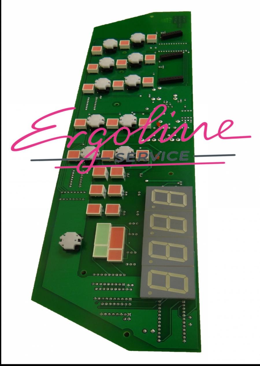 Панель управления Ergoline Classic