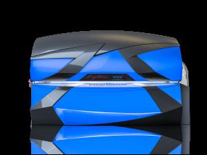 Ergoline Prestige Bluevision